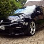 VW Golf VI R DSG. 272 pk!!