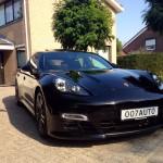 Waanzinnig mooie Porsche Pannamera GTS