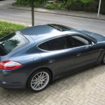 Panamera 4S Yachting Blue.