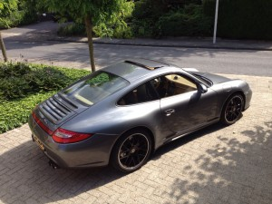 Porsche 911 4 GTS PDK.