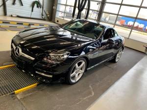 Mercedes importeren SLK