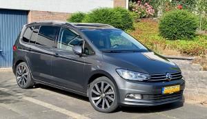 Volkswagen touaran 7 zits